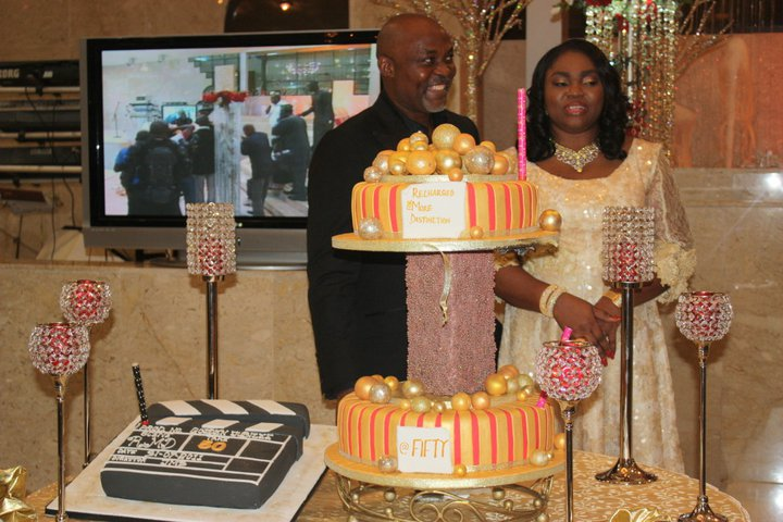 Welcome To Linda Ikeji S Blog Photos From Rmd S 50th