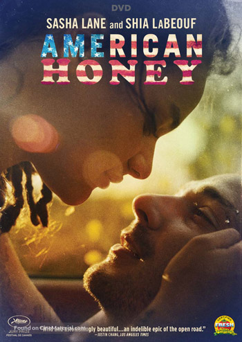 American Honey 2016 English