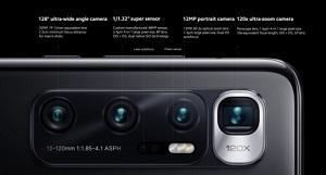 Mi 10 Ultra Camera Sensors