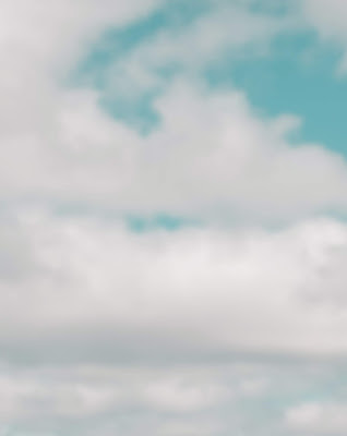 Blue Sky With Cloud Blur Background Free Stock Photo