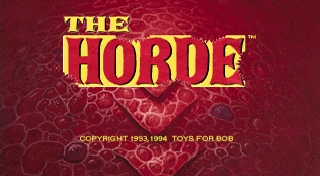 PS3 The Horde DOS Game Port PKG - MateoGodlike