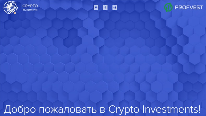 Успехи работы Crypto Investments