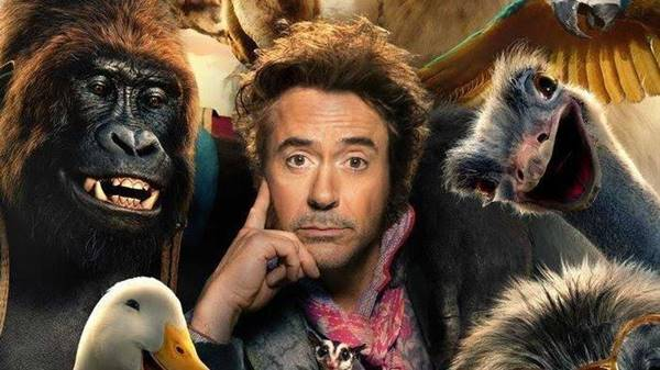 sinopsis dan Review Film Dolittle (2020)