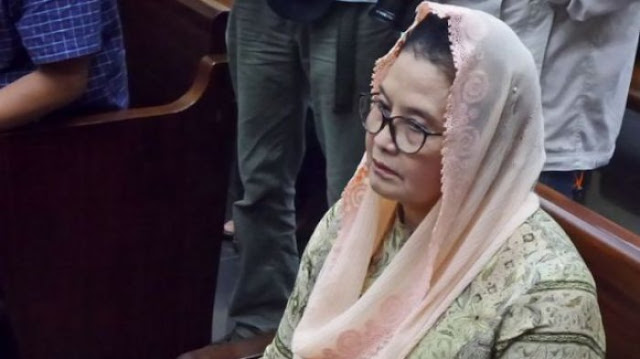 Siti Fadilah Supari: Apalagi Amien Rais, Terlalu Jauh