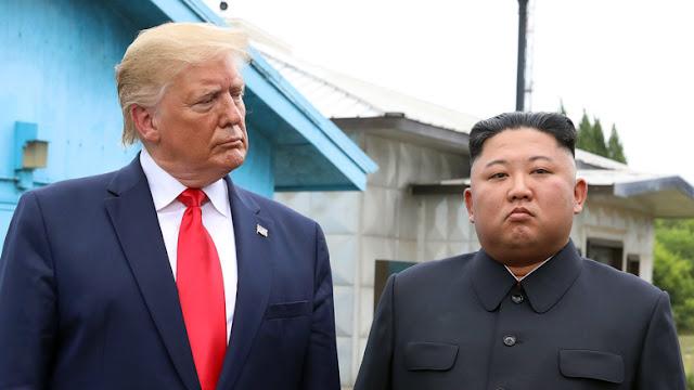 ترەمپ باسی تەندروستیی سەرۆکی کوریای باکوور دەکات
