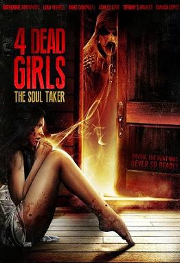 4 Dead Girls The Soul Taker (2013) DVDRip XviD