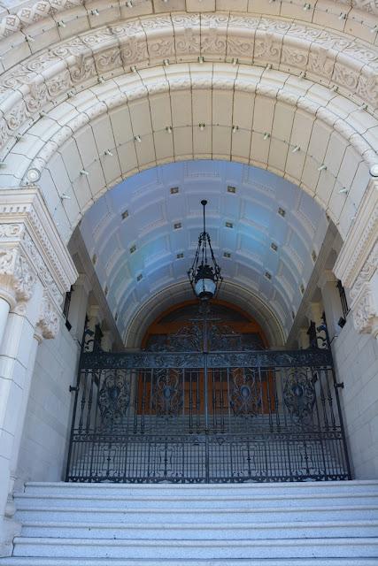 Parliament Victoria Island staircase