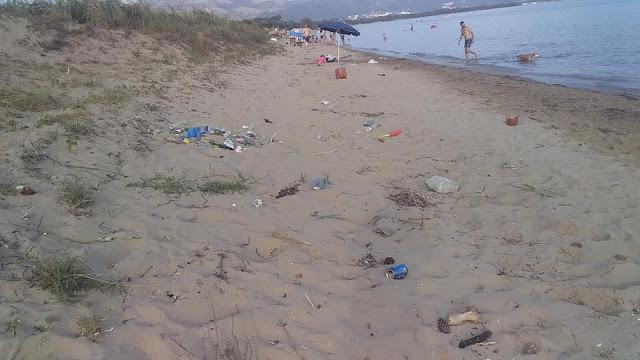 Ο ΟΛΗΓ απαντάει: Πεντακάθαρη η παραλία του Δρεπάνου - Σύντομα η τοποθέτηση των ναυαγοσωστών