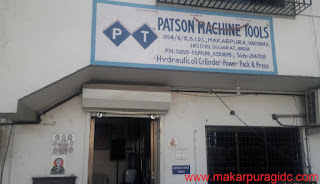 PATSON MACHINE TOOLS - 9825540490