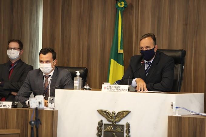Primeira agenda da Comissão Especial da vacina será em Rio Branco do Sul