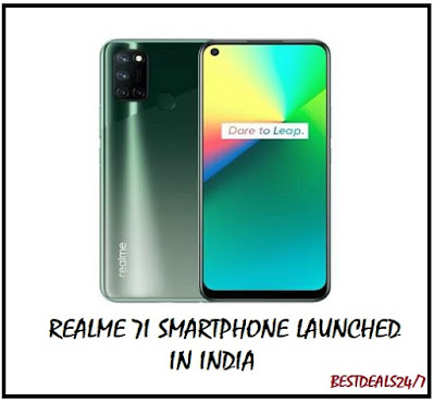 Realme 7i Smartphone Launched in India