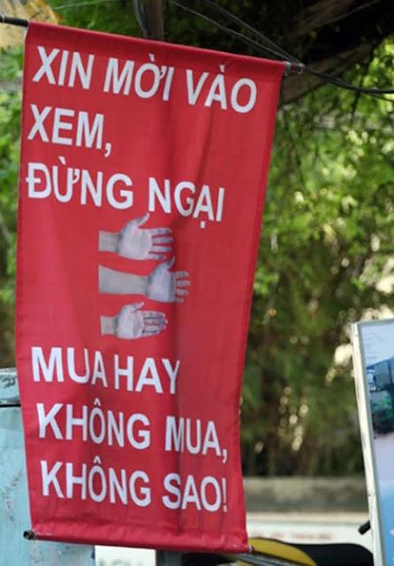 Tuyệt chiêu Marketing của tiểu thương Sài Gòn