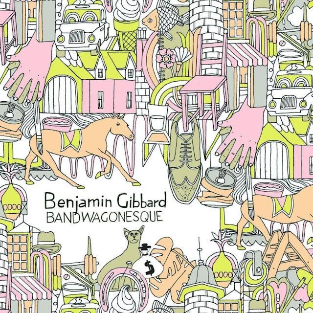 BENJAMIN GIBBARD - Bandwagonesque (2017)