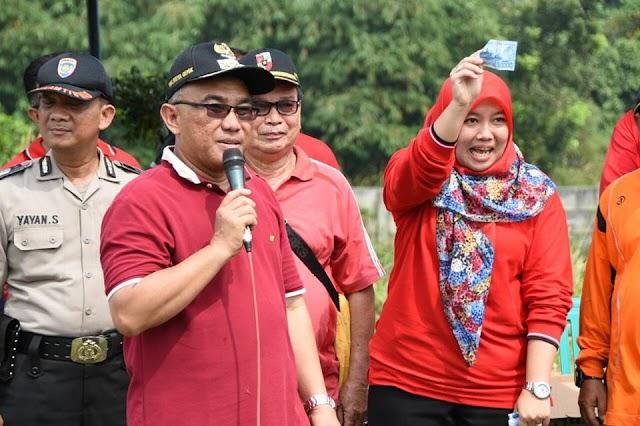 Walikota Minta Warga Hidup Rukun dan Budayakan Gotong Royong
