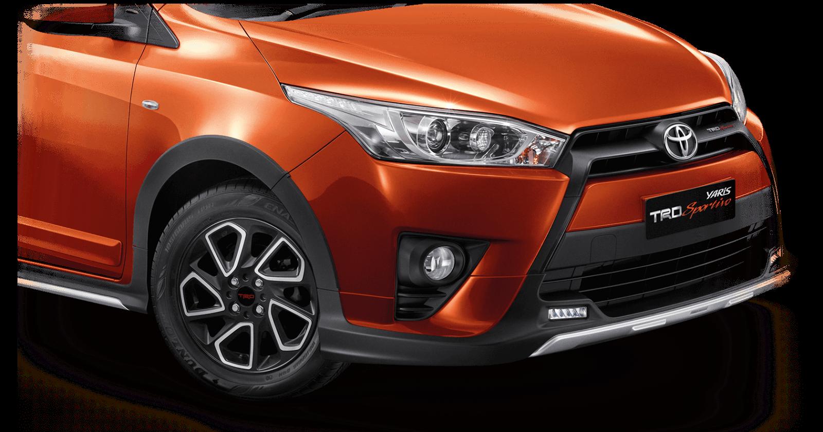 Harga New Yaris Trd Sportivo 2018 Kompresi Grand Avanza 2016 Car News Update Toyota ปรบเตม