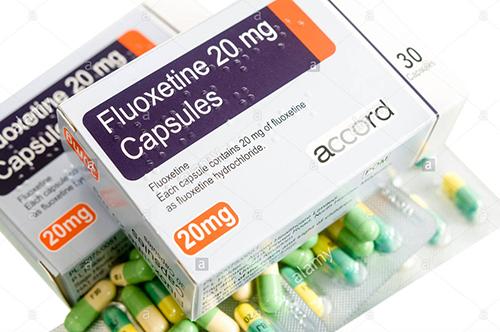 سعر ودواعى إستعمال كبسولات فلوكسيتين fluoxetine لعلاج الاكتئاب