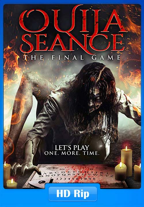 Ouija Seance The Final Game 2018 720p WEB-DL | 480p 300MB | 100MB HEVC x264 Poster