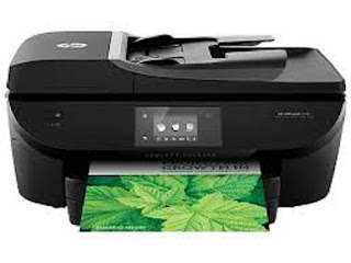 Picture HP Officejet 5744 Printer