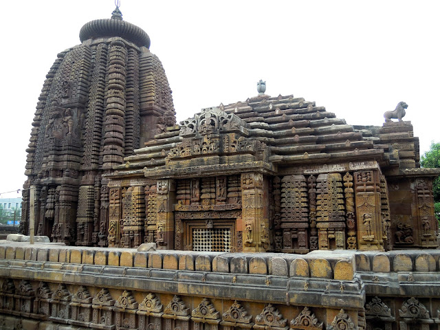 The Mukteshwar Temple, Bhubaneshwar