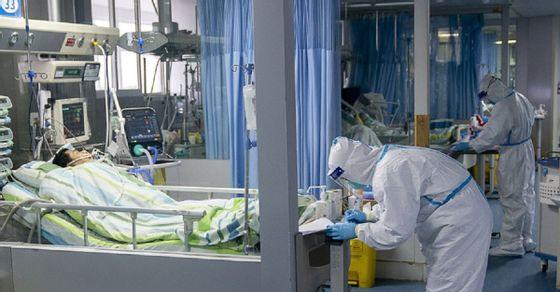 hospital in corona time