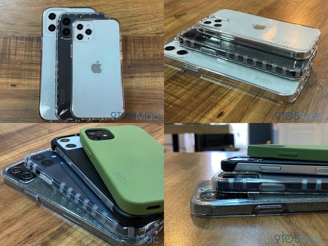 Thêm ảnh tin đồn về iPhone 12, vuông vức như iPhone 4