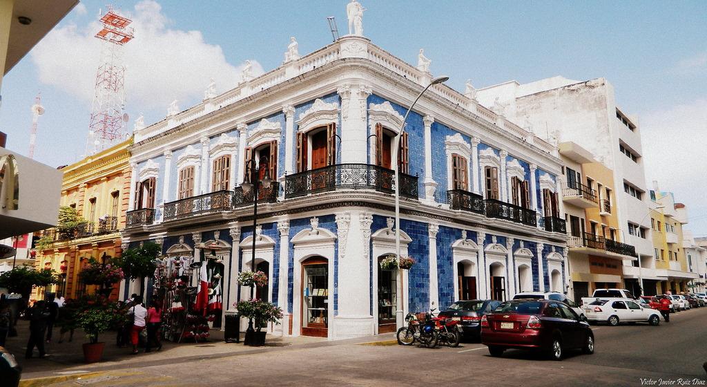 Conoce tabasco museos for Casa de los azulejos sanborns df