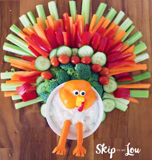 colorful thanksgiving side dishes