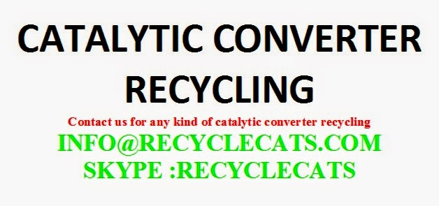 Catalytic Converter Recycling Recycle Your Used And ...