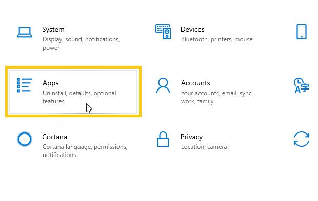 setting chrome as windows 10 default browser