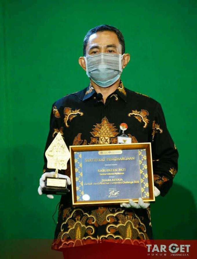 Pembangunan Sentra Perikanan di Juwana Raih Juara 2 Penghargaan Central Java Potencial Investment Challenge