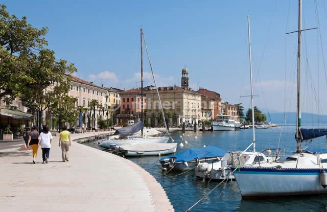 Saló  - Lago di Garda na Itália