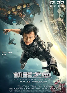 Download Bleeding Steel (2017) 720p Bluray Full Movie