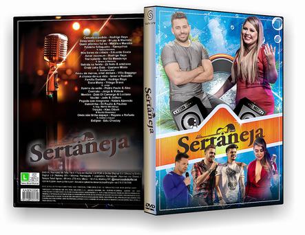 DVD - LIGA SERTANEJA 2018 - ISO