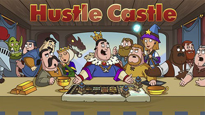 Hustle Castle Fantasy Kingdom Mod Apk v1.4.0 Range Damage Terbaru