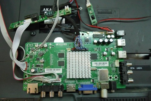 T MS608 61 LED TV Smart Board Firmware Free Download All