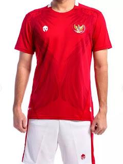 jersey baru timnas indonesia