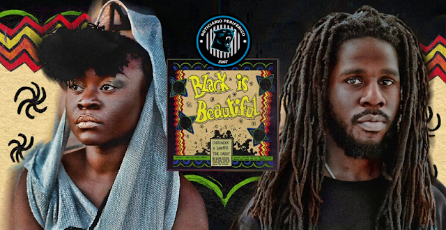 "Chronixx e Sampa the Great se conectam em remix de ""Black is Beautiful"""