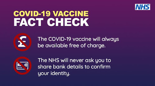 Fact check the COVID vaccine in the UK will always be free