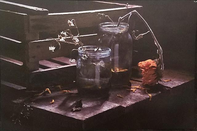 """межрегиональная выставка фотонатюрморта """"Весь мир - театр. Внимание на экспериментальную сцену!"""": Александр Сенников - Жара"""