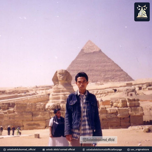 10 Potret Gagah Masa Muda Ustadz Abdul Somad, Gigih Menimba Ilmu Hingga Benua Afrika