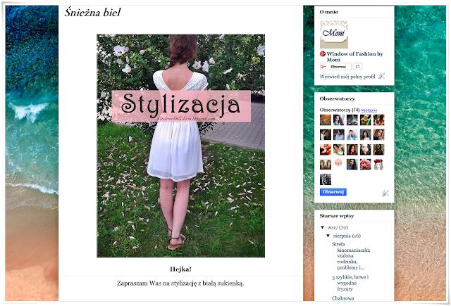 Blogowe podsumowanie sierpnia