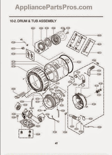 LG TROMM STEAM WASHER WM2487HWM MANUAL
