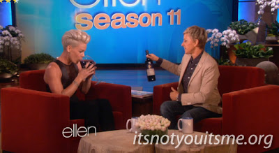 Billboard's Woman Of The Year Chats With Ellen