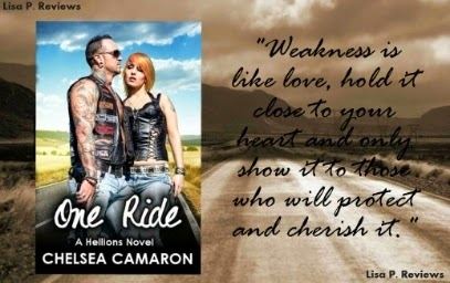 One ride:Haywood's Hellions MC ( The Hellions Ride #1) by Chelsea Camaron