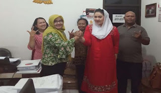 Putri Woelan Sari Dewi Cucu Pakubuwono XII Bakal Maju Jadi Lawan Gibran Anak Jokowi