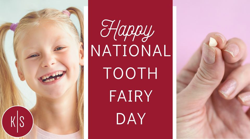National Tooth Fairy Day