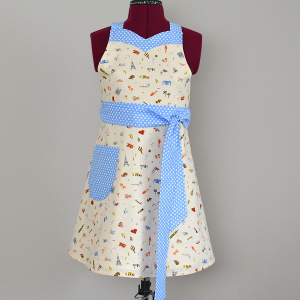 cozy birdhouse | the sweet and sassy apron