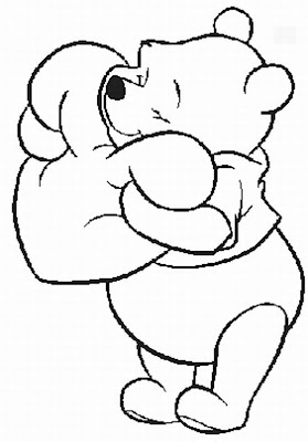 Printable dora birthday cards for Free pooh bear coloring pages
