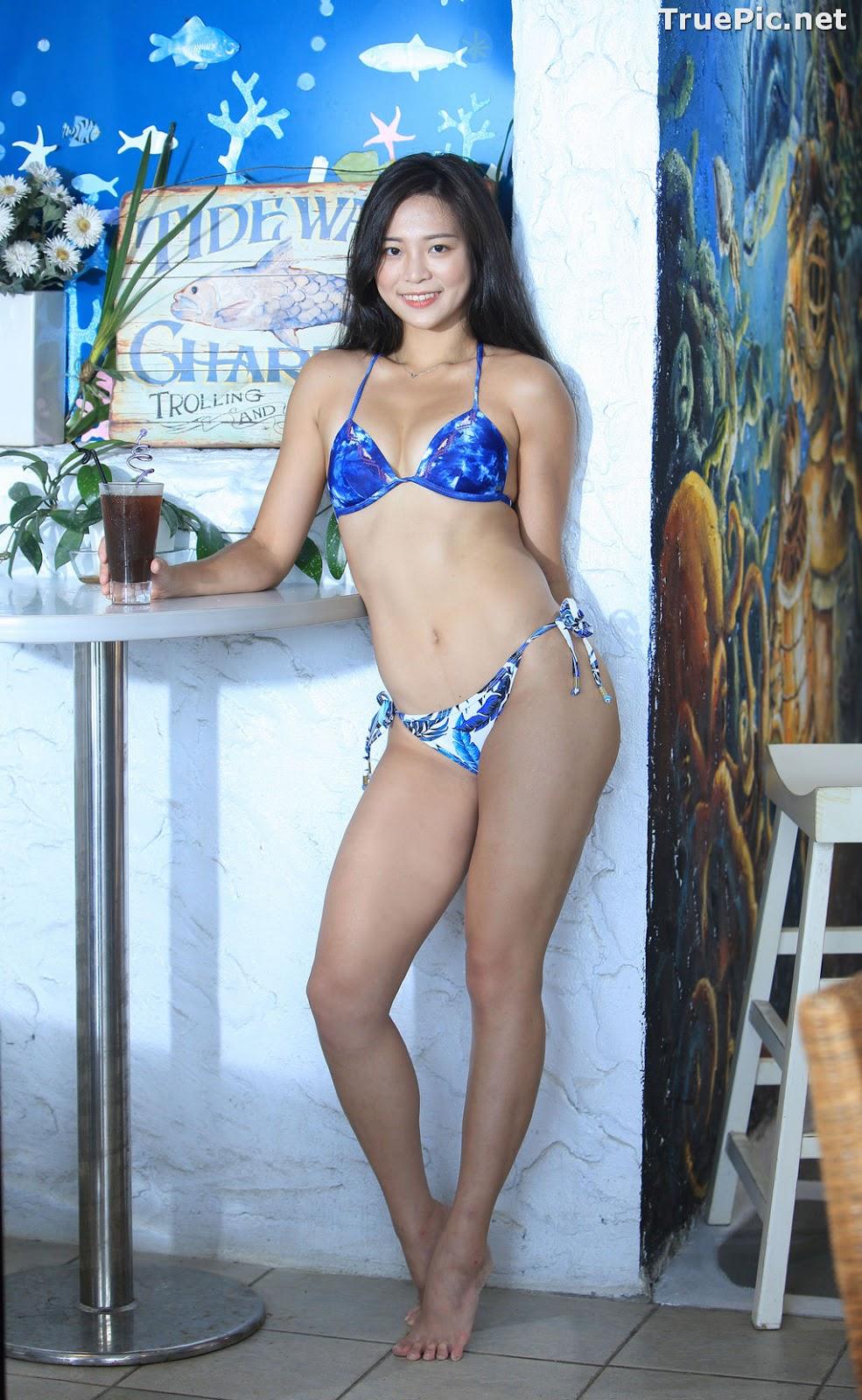Image Taiwanese Model - Shelly - Beautiful Bodybuilding Bikini Girl - TruePic.net - Picture-48