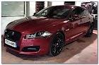 Jaguar XJ WINDOW TINTING